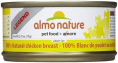 Almo Nature Legend Chicken Breast  24x247 oz ** You can get more details by clicking on the image-affiliate link. #Foodfor Cats