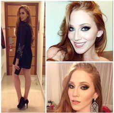 A blogueira @elasproduzidas foi uma das candidatas do concurso Miss Espírito Santo e fez essa produção para um dos eventos oficiais usando a paleta Bohemian Chic da NYX