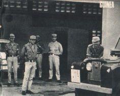 Guardia Civil en Bata