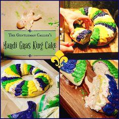 King Cake   The Gentleman Caller