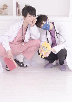 医者松 - kuryu Ichimatsu Matuno Cosplay Photo - Cure WorldCosplay