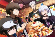 Hamatora - Pancake Party