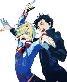 Yuri & Yurio