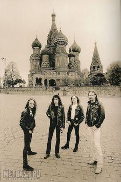 Metallica in Russia