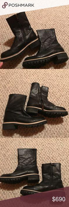 Ann Demeulemeester Ann Demeulemeester boots Worn once EUR size:38 US size:7 Ann Demeulemeester Shoes Ankle Boots & Booties