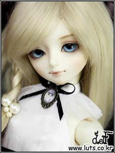 LUTS - Ball Jointed Dolls (BJD) company ::  Pretty!