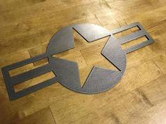 U.S. Coat Of Arms steel metal wall art