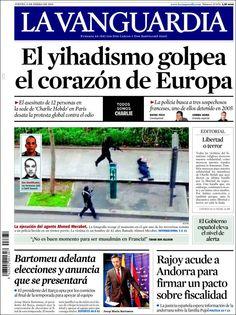 Espagne - La Vanguarda