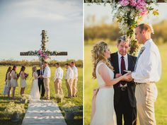 wedding | floral cross altar | indiejane photography  This is SO beautiful. Awesome job!