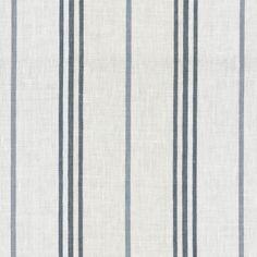 Maritime Linen Ticking - Denim - Stripes - Fabric - Products - Ralph Lauren Home - RalphLaurenHome.com