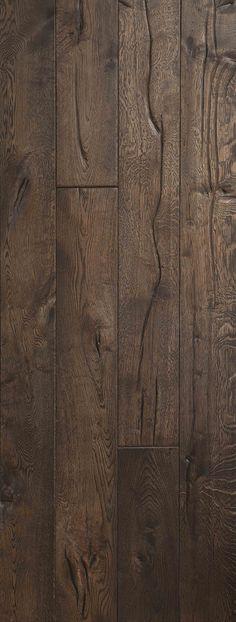 AFRICAN BROWN SAUVAGE Engineered Rustic Oak