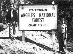 Sierra Madre, California: 1938