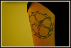 Soccer Ball Tattoos for Men | Recent Photos The Commons Getty Collection Galleries World Map App ...