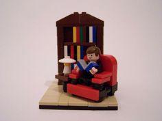Persona libro LEGO