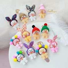 Cafe mimi duck keychains in 29 options. Super cute PVC duck keychain with glasses and headwear. Lalafanfan duck keychain for keyring bag decor. Zoo Toys, Pet Ducks, White Cafe, Duck Toy, Cat Keychain, Plush Animals, Stuffed Animals, Pink Cheeks, Best Baby Gifts