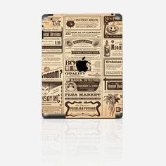 EasyCover Vintage Newspaper für dein iPad 4 #tabletfolie #ipad #creatisto | www.creatisto.com
