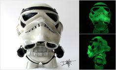 Dante Herrera - Glowtrooper Munny