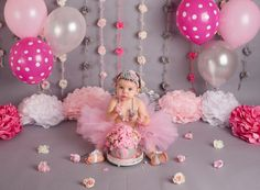 cake smash outfit girls first birthday von SweetAddictionShoppe