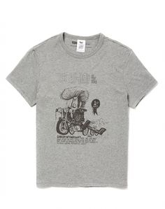 Levi's T Shirt with Mod Print  http://theidleman.com/brands/levi-s/levi-s-t-shirt-with-mod-print.html