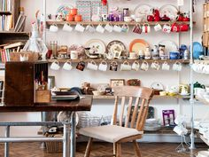 Find incredible pre-loved and ethical fashion, homeware and books with our guide to the best charity shops in London.