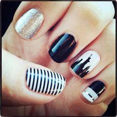 New york city nail art