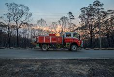 Bushfire NSW 2013 Sad, Australia, History, News, Historia