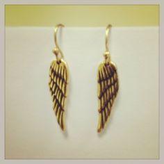 Wings.... #earrings #Pilgrim #wings Pilgrim, Danish Design, Fashion Accessories, Wings, Drop Earrings, Elegant, Jewelry, Classy, Jewlery