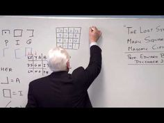 """The Lost Symbol"" - Magic Squares and the Masonic Cipher"