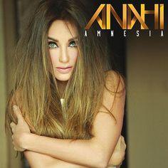 Anahi: Amnesia (CD Single) - 2016.