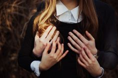 your little heart by laura-makabresku on DeviantArt Draco And Hermione, Draco Harry Potter, Harry Potter Anime, Dramione, Laura Makabresku, Meninas Comic Art, Draco Malfoy Aesthetic, Hands Together, Preppy Girl