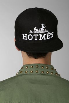 UNIF Hotmes Snapback Hat - Urban Outfitters 34b4114e69d