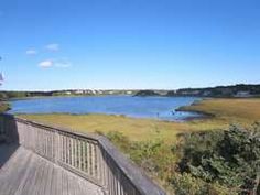 Views from every room in the cottage! - 93 Ridgevale Road South Chatham Cape Cod New England Vacation Rentals
