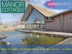 Manor cottages – kingfisher house, lower mill estate, cotswold