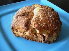 Panera Bread Restaurant Copycat Recipes: Cinnamon Chip Scones..made these tonight and they are DELISH
