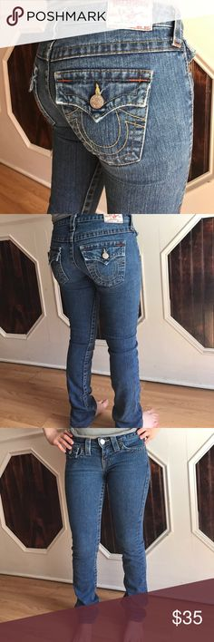 True Religion jeans Great condition True Religion Jeans Straight Leg