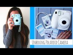 Fujifilm Instax Mini 8 Unboxing - YouTube