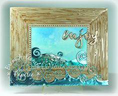 eclectic Paperie and Add a Little Dazzle Blog Hop (Day 2) - Broni Holcombe