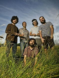 mewithoutyou - another band that we listened to back in the early Carved days :)