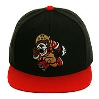 15ae50945f2 Hat Club Exclusive The Bay Nugget Bear Strapback Hat
