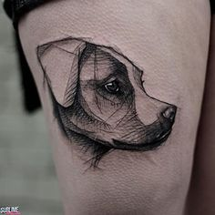 40 More Geometrically Satisfying Tattoos - Sublime99