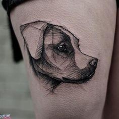 40 More Geometrically Satisfying Tattoos -