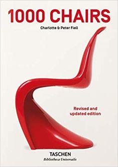 1000 Chairs: BU: Amazon.it: Fiell, Charlotte, Fiell, Peter: Libri in altre lingue