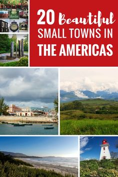 Fun Weekend Trips Within The US Weekend Trips Travel - The 20 best small towns to visit in the usa