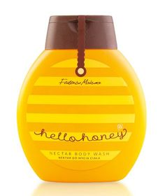 Příjemný sprchový gel Hello Honey s jemnou olejovou konzistencí. Dokonale pění, čistí a vyživuje pokožku a zanechává ji jemnou a voňavou. Obsahuje medový extrakt, kyselinu mléčnou a alantoin, které zajišťují správnou hydrataci. Použití: malé množství olejového gelu rozetřete po celém vlhkém těle, napěňte a poté opláchne vodou. Pouze pro vnější použití. Objem: 220 ml