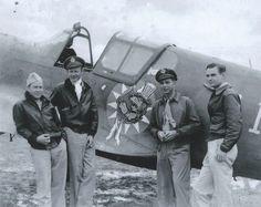 David Tex Hill AVG Flying Tigers ace China WW2 Pilot 8 x 10 photo Nice ~~
