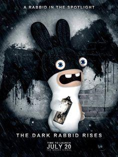 The Dark Rabbid Rises