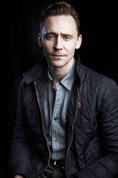 Tom Hiddleston photographed by Maarten de Boer, for the SAG Foundation on April. 6, 2016