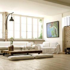 micasaessucasa: Duplex Loft @ Paris