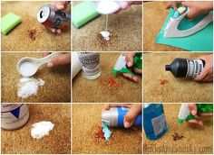 10 Homemade Carpet Cleaning Tricks