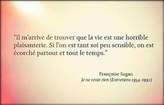 F.Sagan